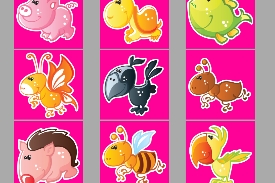 Screenshot 30 Animalitos Para Colorear