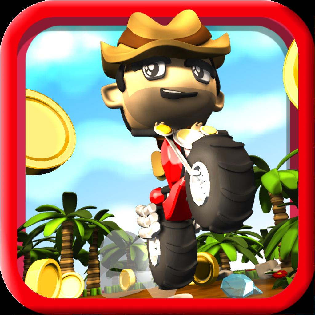 Adventurer Jungle Mega Run - A Free Game